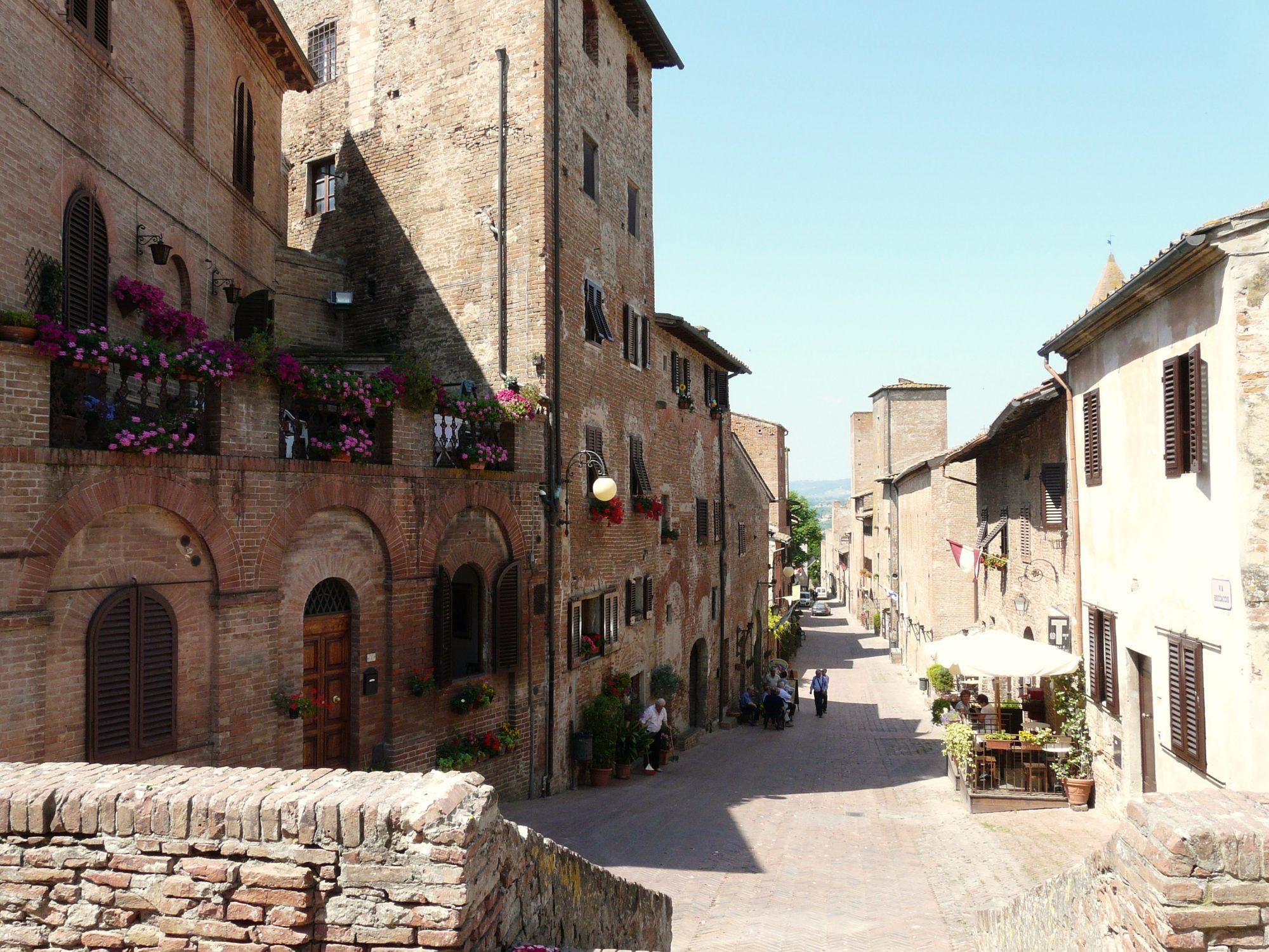 Borgo il Castagno - Certaldo