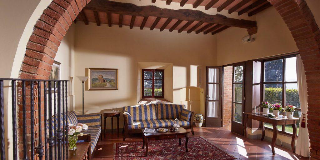 Appartamento Castagnetta Gambassi Terme