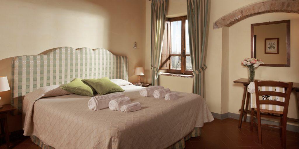 Appartamento Arco Gambassi Terme