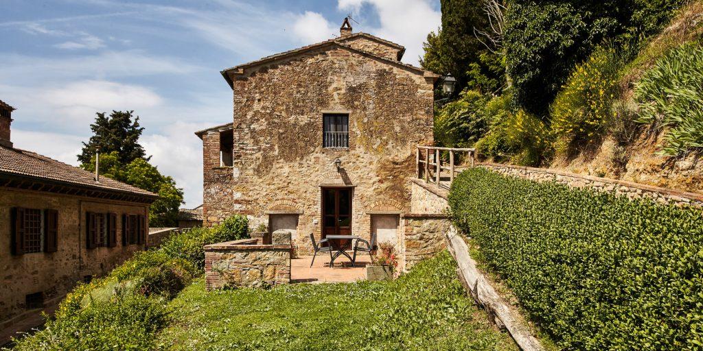 Appartamento vacanze famiglie toscana Forno Gambassi Terme
