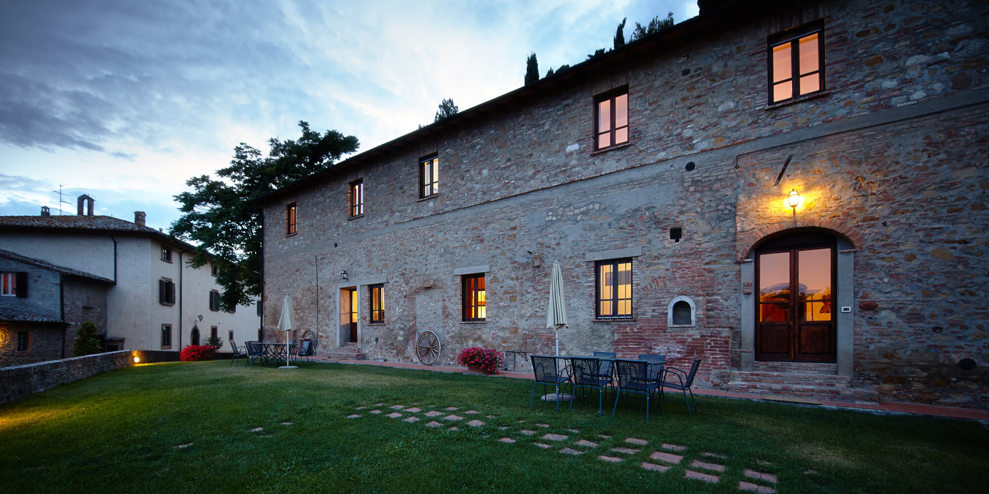 Appartamento casa vacanze in toscana Coppo Gambassi Terme