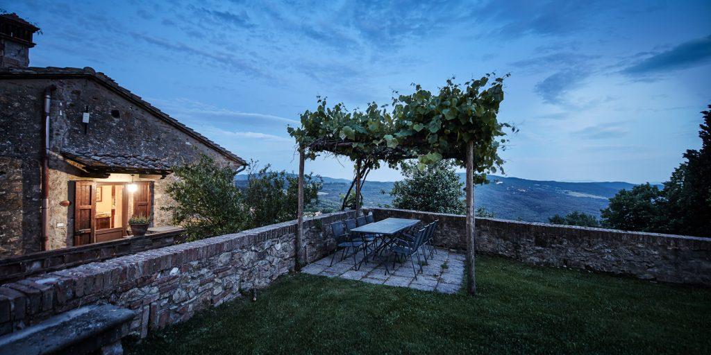 Appartamento vacanze in toscana Guardiola Gambassi Terme
