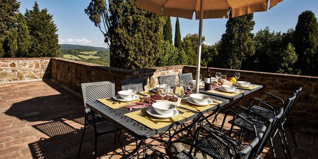 Appartamento Castagnolo Gambassi Terme