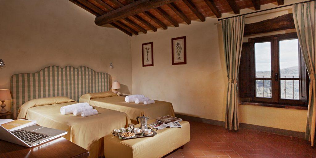 Appartamento Laghetto Gambassi Terme