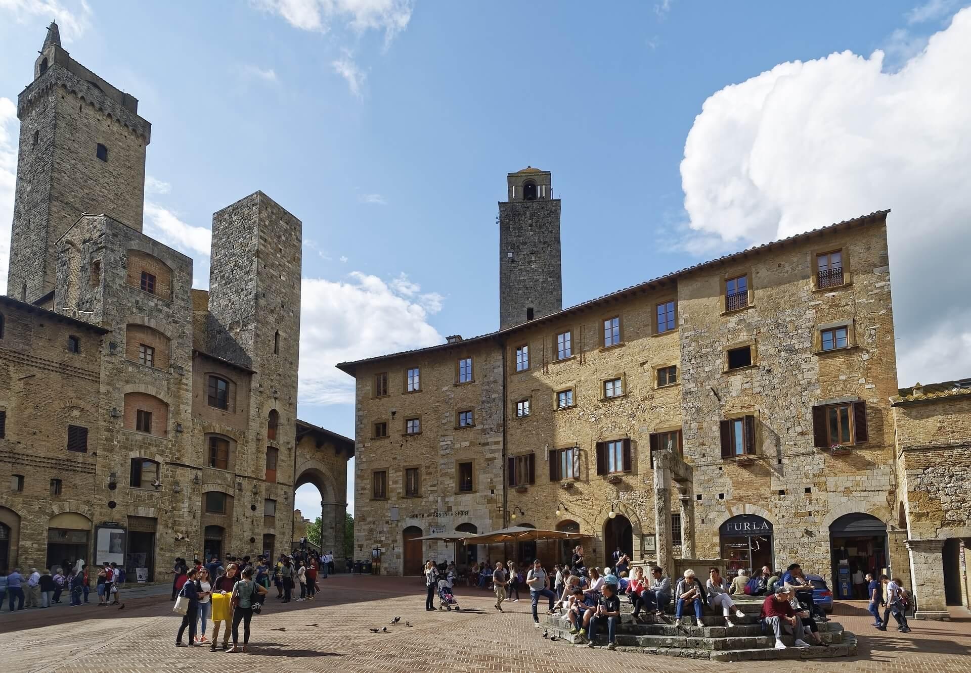 Borgo il Castagno - San Giminiano