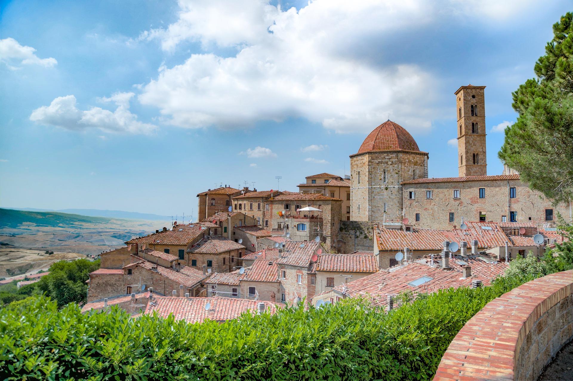 Borgo il Castagno - Volterra